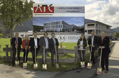 Groundbreaking ceremony e1550745567651 | RBS Kompensator GmbH
