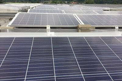 Photovoltaic system expansion stage II